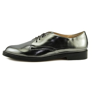 Vince Camuto Womens CIANA Leather Closed Toe Oxfords