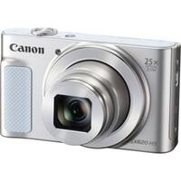 Canon 1Y8511 PowerShot SX620 HS Digital Camera, Silver