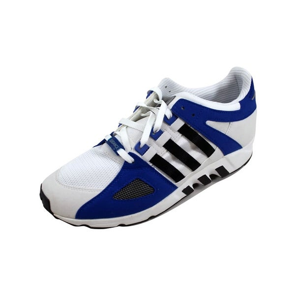 differently 5e83a 2a52e Adidas Menx27s Equipment Running Guidance 93 WhiteBlack-Royal Blue