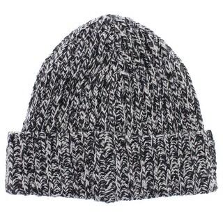 Denim & Supply Ralph Lauren Mens Wool Marled Beanie Hat - o/s