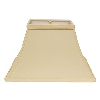 Link to Cloth & Wire Slant Rectangle Bell Hardback Lampshade with Washer Fitter, Oyster Similar Items in TV Mounts & Stands
