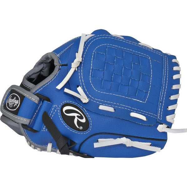 Shop Rawlings 10.5-inch Right Hand Throw Youth Players Series Baseball Glove  - Free Shipping On Orders Over  45 - Overstock - 25559432 8300dc67a949