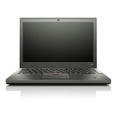 "Lenovo ThinkPad X250 12.5"" Laptop Intel Core I5-5300U 2.3G 8G RAM 480G SSD WIFI Windows 10 Home (Refurbished A Grade)"