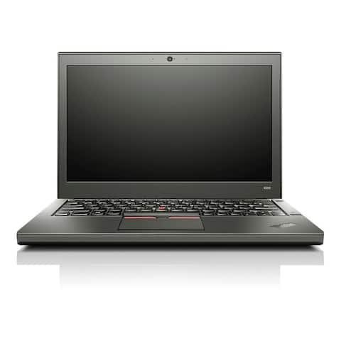 "Lenovo ThinkPad X250 12.5"" Laptop Intel Core I7-5600U 2.6G 8G RAM 480G SSD WIFI Windows 10 Home (Refurbished A Grade)"