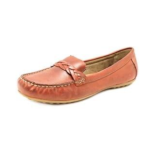 Array Sedona W Moc Toe Leather Loafer