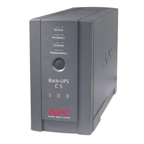 APC APC Products-BK500S Back-UPS CS 500VA 120V Standby