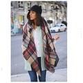 Blanket Shawl Wrap Scarf - Thumbnail 0