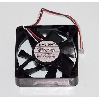 OEM Epson Power Supply Fan Shipped In Projectors: 2406RL-04W-S59