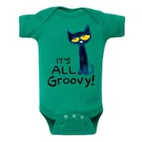 Pete The Cat  It's All Groovy  - Infant One Piece