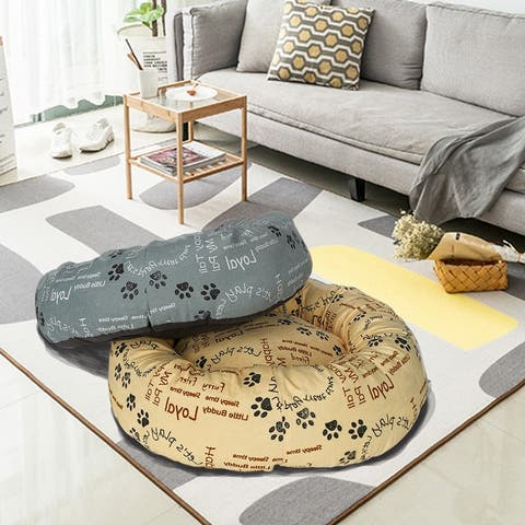 """My Pal 22"""" Pet Bed-grey-S - Small"""