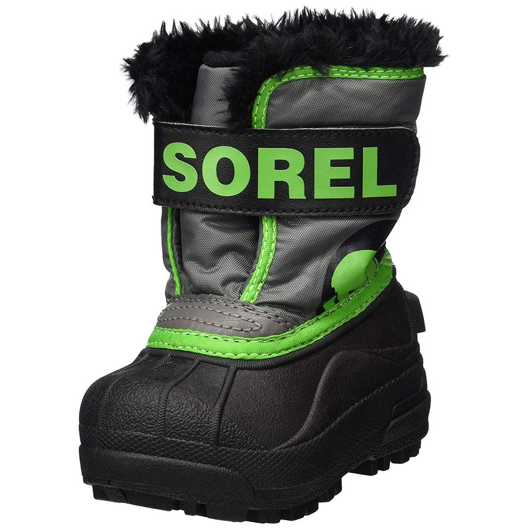 dce0996729e9 Shop SOREL Kids  Toddler Commander Snow Boot - 6 m us toddler - Free  Shipping On Orders Over  45 - Overstock - 23388008