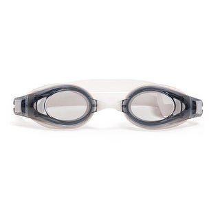 """6.5"""" Gray Pro Swim Goggles Swimming Pool Accessory for Children"""