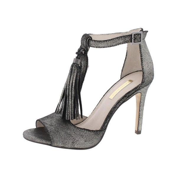 Louise Et Cie Womens Tage T-Strap Heels Open Toe