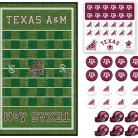 Masterpieces 41543 CLC Texas A&M Checkers Puzzle