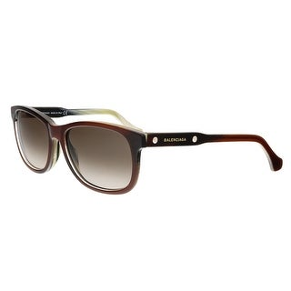 Balenciaga Brown Rectangle Frames - BA0019 47K - 57-16-140