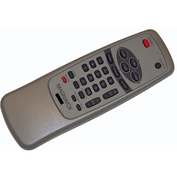 OEM Philips Remote Control Originally Supplied With: MC09D5MG0, MC09E1M, MC09E1MG/1, MC09E1MG/9, MC132EM, MC192EM