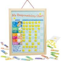 My Responsibility Chart