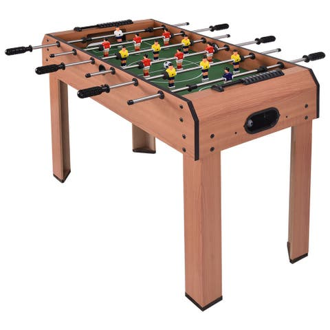 """37"""" Indooor Competition Game Football Table - Overall dimension: 37"""" x 20"""" x 30"""""""