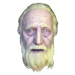 The Walking Dead Costume Prop Hershel's Servered Head - White