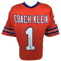 Henry Winkler Signed Custom The Waterboy Coach Klein Football Jersey JSA