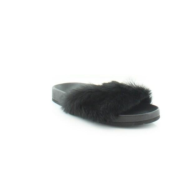 Vince Garrison Women's Sandals & Flip Flops Black