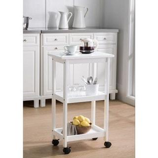 Sunjoy Mobile Kitchen Cart