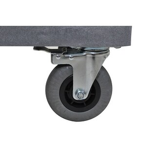 "OF-SP5 - Offex Semi Pneumatic 5"" Casters - Set of 4"