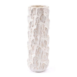 Small Arena Vase White