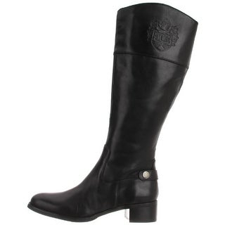 Etienne Aigner Women's Chip Knee-High Riding Boot