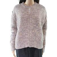 John + Jenn Women's Crewneck Pullover Knit Sweater