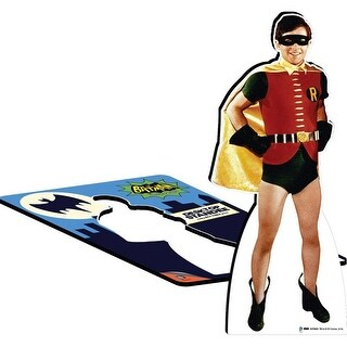 Batman 1966 Robin Desktop Standee