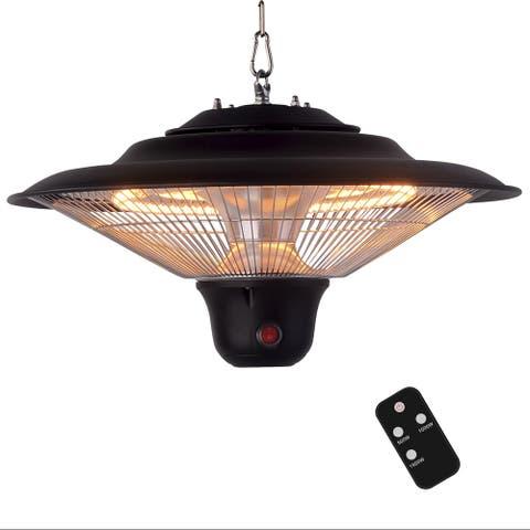 Optimus Garage-Outdoor Hanging Infrared Heater with Remote