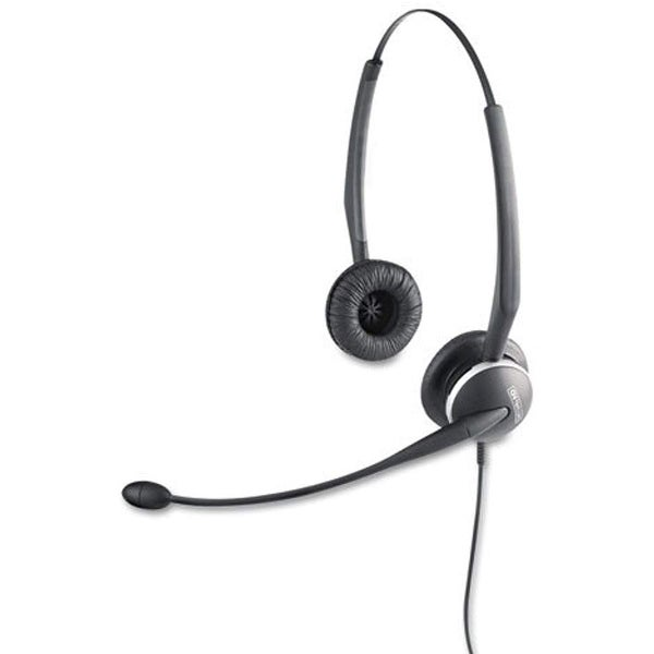 Jabra GN 2125 Duo Corded Headset with Noise-Canceling Microphone