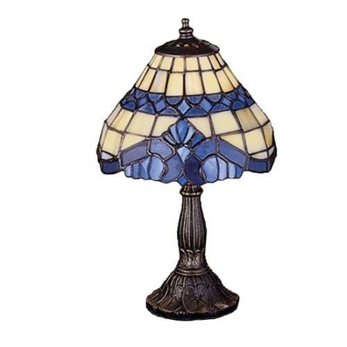 Meyda Tiffany 26586 Tiffany Single Light Accent Table Lamp