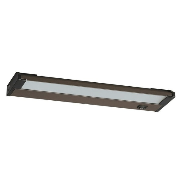 """AFX NXL520 Xenon 40"""" Under Cabinet 120v Low Profile Linkable Task Light from the NXL Xenon Collection - N/A"""