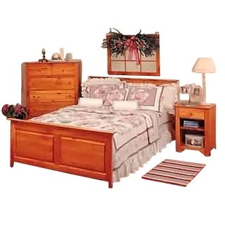 Footboard Unfinished Pine Twin Footboard 45.5 W