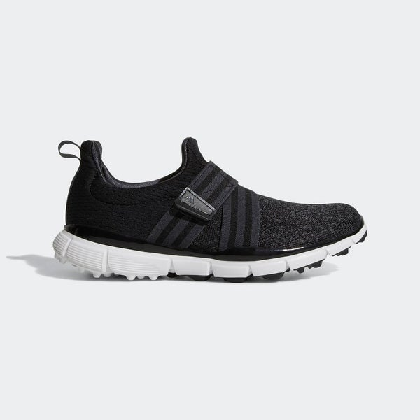 New Adidas Women's Climacool Knit Golf Shoes Core Black/Grey/Core ...