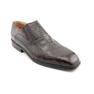 Giorgio Brutini Slaton Men  Square Toe Leather Brown Loafer