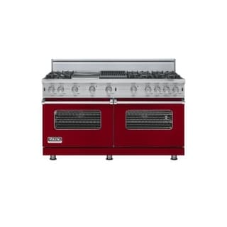 Viking VGCC5606GQ 60 Inch Wide 7.4 Cu. Ft. Free Standing Natural Gas Range with
