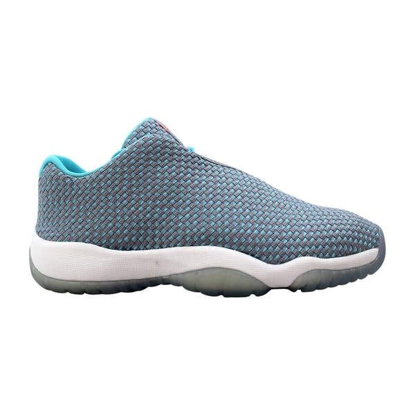 a7f645924d4e6 Shop Nike Air Jordan Future Low GG Wolf Grey/Hot Lava- TD PL Blue ...