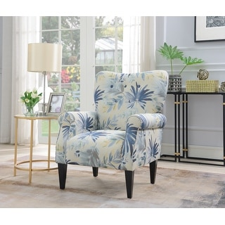 Link to Gracewood Hollow Liberty Traditional Upholstered Accent Chair Similar Items in Accent Chairs