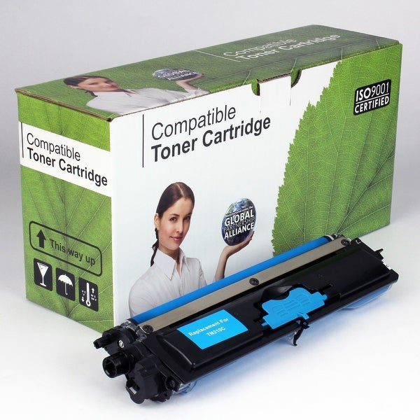 Value Brand replacement for Brother TN210C, TN210 Cyan Toner (1,400 Yield)