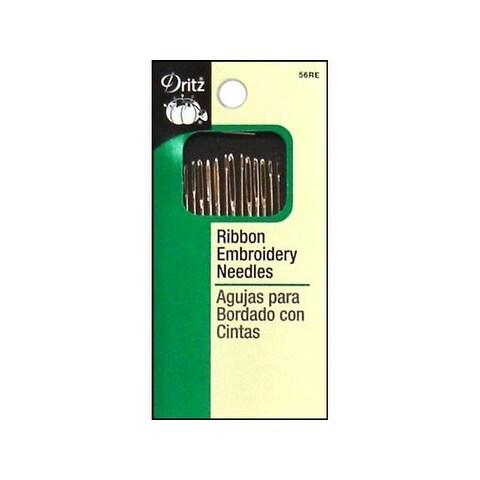 Dritz Ribbon Embroidery Needle 13 Asrtd