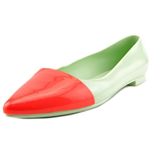 Cape Robbin Belita Women Pointed Toe Synthetic Flats