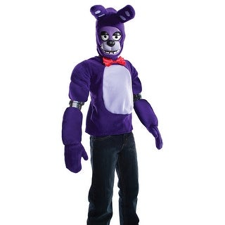 Five Nights At Freddy's Bonnie Costume Top Child