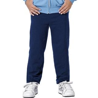 Hanes Youth ComfortBlend EcoSmart Sweatpants - S