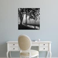 Easy Art Prints Nicholas Bell's 'Woodland No. 1' Premium Canvas Art
