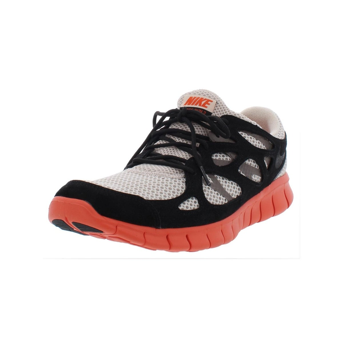 Nike Mens Nike Free Run 2 EXT Running Shoes Breathable Workout