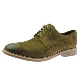 Rockport Mens Classic Break Suede Distressed Derby Shoes - 11.5 medium (d)