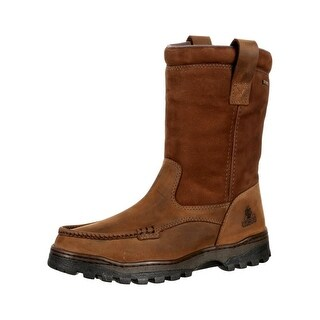 Rocky Outdoor Boots Mens Outback Gore Tek Waterproof Brown